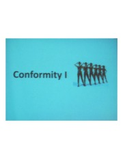 PSYCH 360 Social Psychology - Conformity Intro Slide