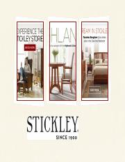 Case - Stickley Furniture - Nam group.pptx