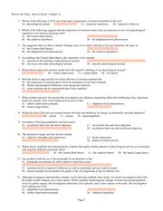 Psych 9C Chapter 12 Study Guide