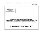PTT304 Laboratory  Report Template Sem 1 2017_2018.doc