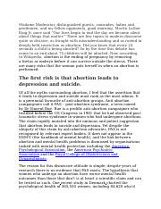 Debate on abortion.docx