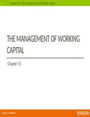 Eakins.Chapter15.Working.Capital.Management