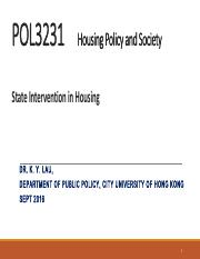 POL3231_L2_State_intervention_in_housing_2016.9.7