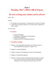 Test 1 Information Fall 2014
