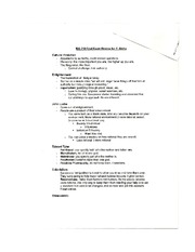 Sinha Final Exam Study Guide