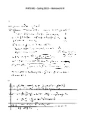 PHYS601_spring13_HW4_solution