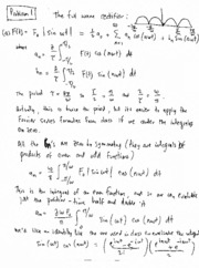 Physics 325 Spring 2011 Midterm 2 Solutions