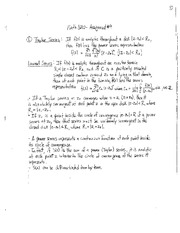 MATH 3210 Assignment 9 Solutions