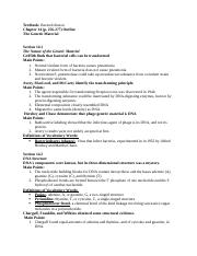Biology-Chapter 14 Outlines.docx