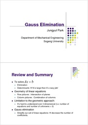 Lec2-Gauss+elimination