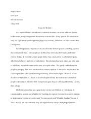 Essay for Module 1.docx