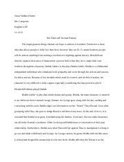 Healthcare Essay Topics  Pages Hedda Gabler Essaydocx Essay Paper Help also Sample Business School Essays Hedda Gabler Essaydocx  Trundle  Callie Trundle Dr Whisenhunt  Argument Essay Thesis