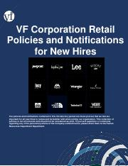 VFC.USCA.ALL Retail.VF Corproation Retail Policies and Notifications.pdf