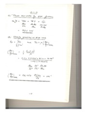 KING FAHD UNIVERSITY CHEMICAL ENGINEERING COURSE NOTES (Fluid Mechanics)-HW4-Q11-page3-Solution
