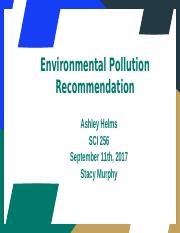 Environmental Pollution RecommendationAh.pptx
