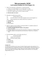 Problem Set #10 (Chapter 15) Answer Key.docx