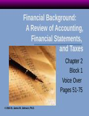 1 Block 51-75 Financial Statement Analysis.pptx
