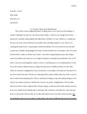 Body Modification Essay