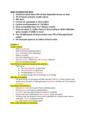 ACE 222 Study guide (1)