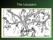 The Usurpers