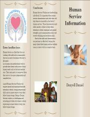 foundations of human services Allows human service workers to creatively use technology to serve clients communication using technology is useful in all but one of the following ways: the world wide web is an excellent way to provide services on-line.