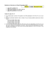 Solutions to Homework on Chapter 06 1&2 (1)