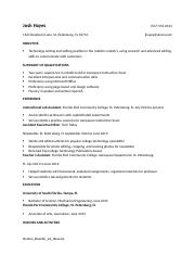 Project 3_resume Raw.docx