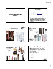 Cosmetics  and Personal Care  D2L HD.pdf