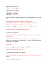 Robson - Chapter 6 Worksheet