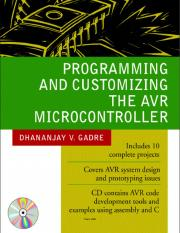 Programming And Customizing The AVR Microcontroller.pdf