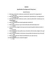 SD2550_Quiz_2 Review.docx