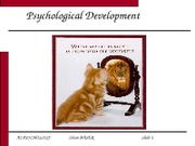 psychological development (office 2007)