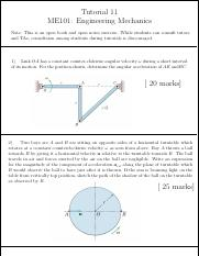 ME101_Tutorial11_Questions.pdf