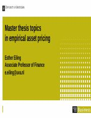 Master thesis topics in empirical asset pricing December 2016_Eiling (1).pptx