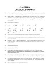 Chemistry - Chapter 09-Soultions