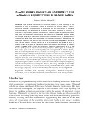 Islamic Money Market.pdf