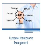 Customer Relationship Management         UNIT 1.pdf