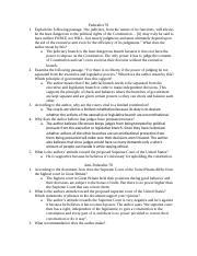 Federalist Paper 78 - Angela Tran Federalist Papers#78 1 ...