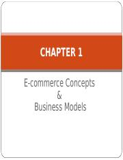 CHAPTER 1 ecom business model.ppt