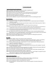 2nd Exam Study Guide-2