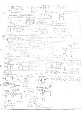 Midterm 1 Study Sheet (USC EE 202L Fall 2014 - Linear Circuits)