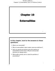 ch10 Extrnlts, Environ, 2ppg