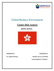 Global Business Environment.pdf