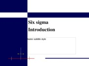 Introduction-to-Six-Sigma
