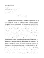 Kindred- Writing Strategies.docx