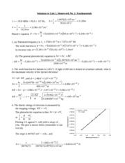 HW1-2011-Solutions