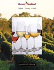 New York State Wine Guide