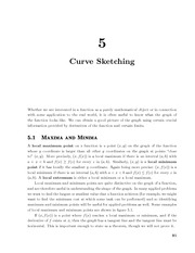 multivariable_05_Curve_Sketching