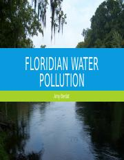 Floridian water Pollution.pptx