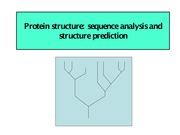 Protein Structure 2